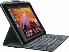 Logitech Slim Folio Keyboard for iPad 5th and 6th Generation-Black-Mint