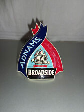 Clip beer pump badge adnams southwold bitter collectable brand new fast free