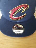 New Era 950 Cleveland Cavaliers Navy Snapback Hat Cap