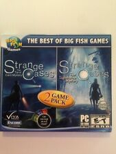 Big Fish Games: Strange cases: The Tarot Card Mystery/The Lighthouse Mystery