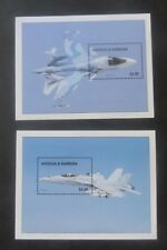 Antigua & Barbuda 1998 Modern Aircraft MS MS2712 MNH UM unmounted mint