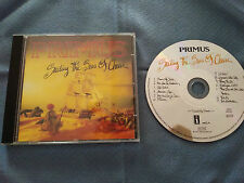 PRIMUS SAILING THE SEAS OF CHEESE CD 1991 MCA EU EDITION HEAVY METAL