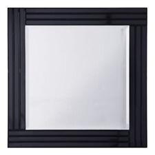 Black Metal Bathroom Mirrors