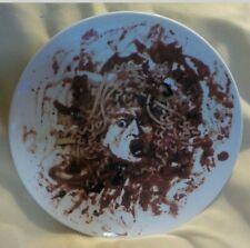 Peter Norton Christmas Project Vik Muniz Medusa Porcelain Plate 1999 Limoges