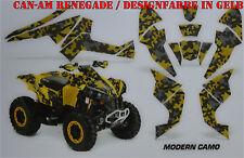 AMR RACING GRAPHIC DEKOR KIT ATV CAN-AM RENEGADE G1/G2 MODERN CAMO LAGERWARE
