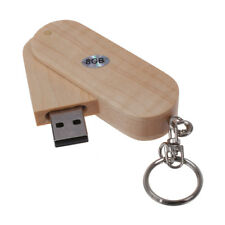 ruotabile USB 2.0 Chiavetta , 8 GB, legno O4O2