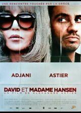 affiche du film DAVID ET MADAME HANSEN 120x160 cm