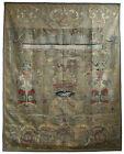 PERINO DEL VAGA (After) - Important Flemish Grotesque Tapestry - Circa 1550