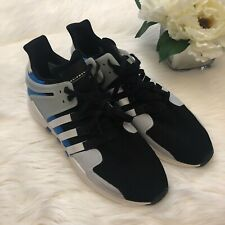 NEW Adidas EQT Support Adv Mens Size 13 Shoes Sneakers Black White Gray  BY9583