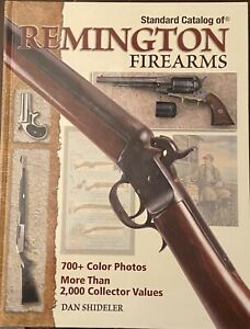Standard Catalog Of Remington Firearms Hardback