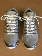 AND1 Mens Light Gray Basketball Shoes Size 11 EUC