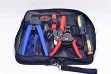 Stripper Crimper Kits MC4 /MC3 PV Solar Cable Crimping Tools 2.5-6mm 2 Connector