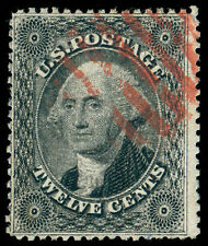 momen: US Stamps #36 USED FAULT-FREE PSE CERT