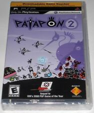 Patapon 2 (PlayStation Portable)  ..Brand NEW!!