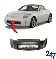 NEW FRONT BUMPER WITH FOG LIGHT HOLES FOR NISSAN 350Z Z33 2006 - 2009