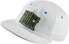 Men's Nike Force Snap Back Adjustable Hat One Size Fits All 669585 010 Fashion