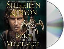 The League Nemesis Rising: Born of Vengeance 10 by Sherrilyn Kenyon (2017, CD, …