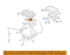 Chevrolet GM OEM HHR-Engine Control Module ECM PCU PCM Wiring Harness 15874004