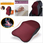 Car Seat Travel Headrest Pad Memory Foam Pillow Head Neck Rest Support Cushion