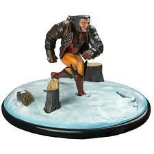 Wolverine Logan Diamond Select Toys in Snow Resin Statue Marvel Comics Brand New