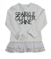 MiniKidz Girls Long Sleeved Mock Layer Tunic Top