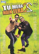 TU MERA 22 MAIN TERA 22 - AMRINDER GILL - YO YO HONEY SINGH - NEW BOLLYWOOD DVD
