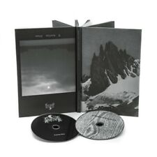 Lunar Aurora / Paysage d'Hiver Split 2-CD A5 Mediabook (Darkspace)