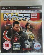 Mass Effect 2. Ps3. Fisico. UK Castellano