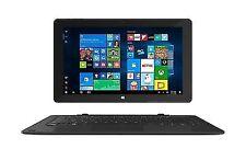 Trekstor 38842 Surftab Twin 11.6 - Inch Tablet-Black Intel 1.84 Ghz, 2 GB RAM
