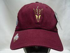 ARIZONA STATE SUN DEVILS - FBS/PAC 12 - CACTUS BOWL - STRAPBACK BALL CAP HAT!