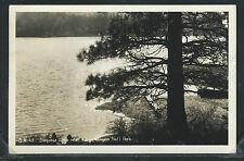 CA Visalia RPPC 1944 SEQUOIA LAKE near KING'S CANYON NATIONAL PARK No. G.R.45