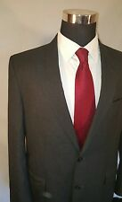 Joseph A Bank Charcoal Blazer Suit Coat 43L