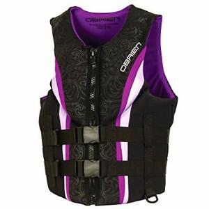 O'Brien Women's Impulse Neo Life Vest Purple Large