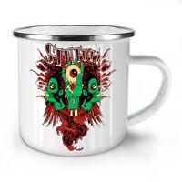 Horror Living Dead NEW Enamel Tea Mug 10 oz | Wellcoda
