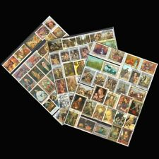 Famous Paintings Postage Stamps All Different 50pcs Unused Post Marks Worldwide