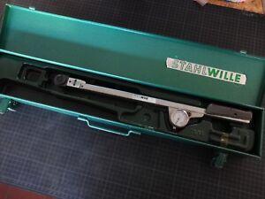 Stahlwille Drehmomentschlüssel Manoskop 711/6; 14-64 Nm;