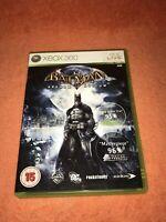 Batman: Arkham Asylum (Xbox 360) - Gamewith manual