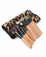 Pro 12 PCs Makeup Brushes Set Eye shadow Blush Brush Makup Kit Foundation Powder