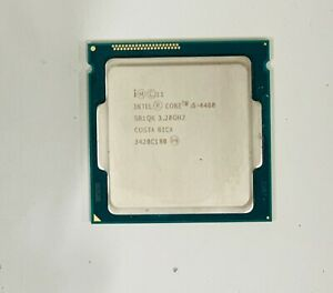 INTEL CORE i5-4460 3.20GHz SR1QK CPU LGA1150 + Heatsink Fan