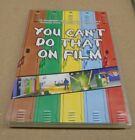 You+Can%27t+Do+That+On+Film+Television+Region+1+USA+DVD+Rare+Shout+Nickelodeon
