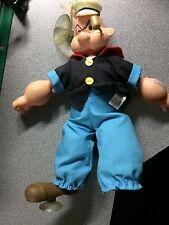 Popeye figure 1989, Broer Vertriebs, novelty item. Window Suction