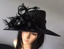 Peter Bettley Sinamay Formal Hats for Women