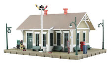 New Woodland N Structure Built-&-Ready Dansbury Depot BR4928