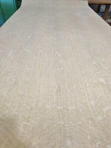 FLAKY QUARTERED WHITE OAK  4' X 8'  10 MIL PAPER BACKED VENEER SHEETS