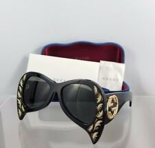 1cb026ee409 Brand New Authentic Gucci GG 0143S 002 Sunglasses GG0143 Frame