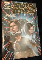 Star Wars Vol. 1 Hardcover Marvel Graphic Novel Comic Book NEW SEALED Retail $35