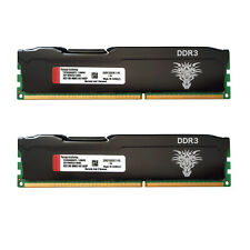 DDR3 8GB (2 x 4GB) 1333 MHz Desktop Memory RAM DIMM Cooling Vest Game PC3-10600