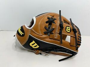 "Wilson A2000 11.75"" SuperSkin Baseball Glove Model WTA20RB191787SS, #2 NEW!"