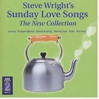 STEVE WRIGHT'S SUNDAY LOVE SONGS: THE NEW COLLECTION various (2X CD compilation)