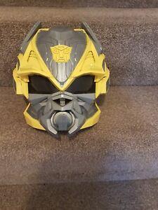 Hasbro IMC Toys Transformers Bumblebee Mask